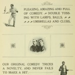 The tossing Austins - Comedy Jugglers