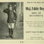 Maj. Eddie Doyle - King of Batonists