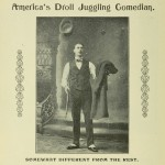 The Great Zimmer - America's Droll Juggling Comedian