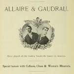 Allaire & Gaudrau - The Tennis Duo - Double Novelty Club Jugglers