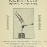Prof. Wm. J. Herrmann - one of the best all-round athlete, gymnasts, and club artists in America