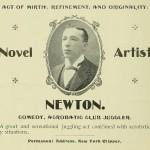 Newton - Comedy, Acrobatic Club Juggler