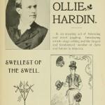 Ollie Hardin - Amazing act of balancing and novel juggling