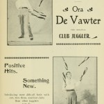Ora De Vawter - The New King of Clubs - The original Club Juggler
