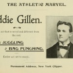 Eddie Gillen - Club Juggling and Bag Punching