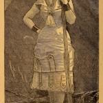 The late Venie Clancie