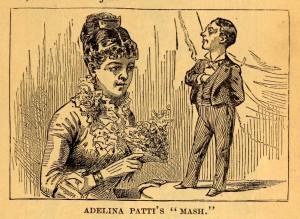 "Adelina Patti's ""Mash"""