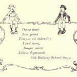 Omne bene sine poena - Old Christmas Carol