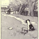 A sly story of the parson and a pretty milkmaid